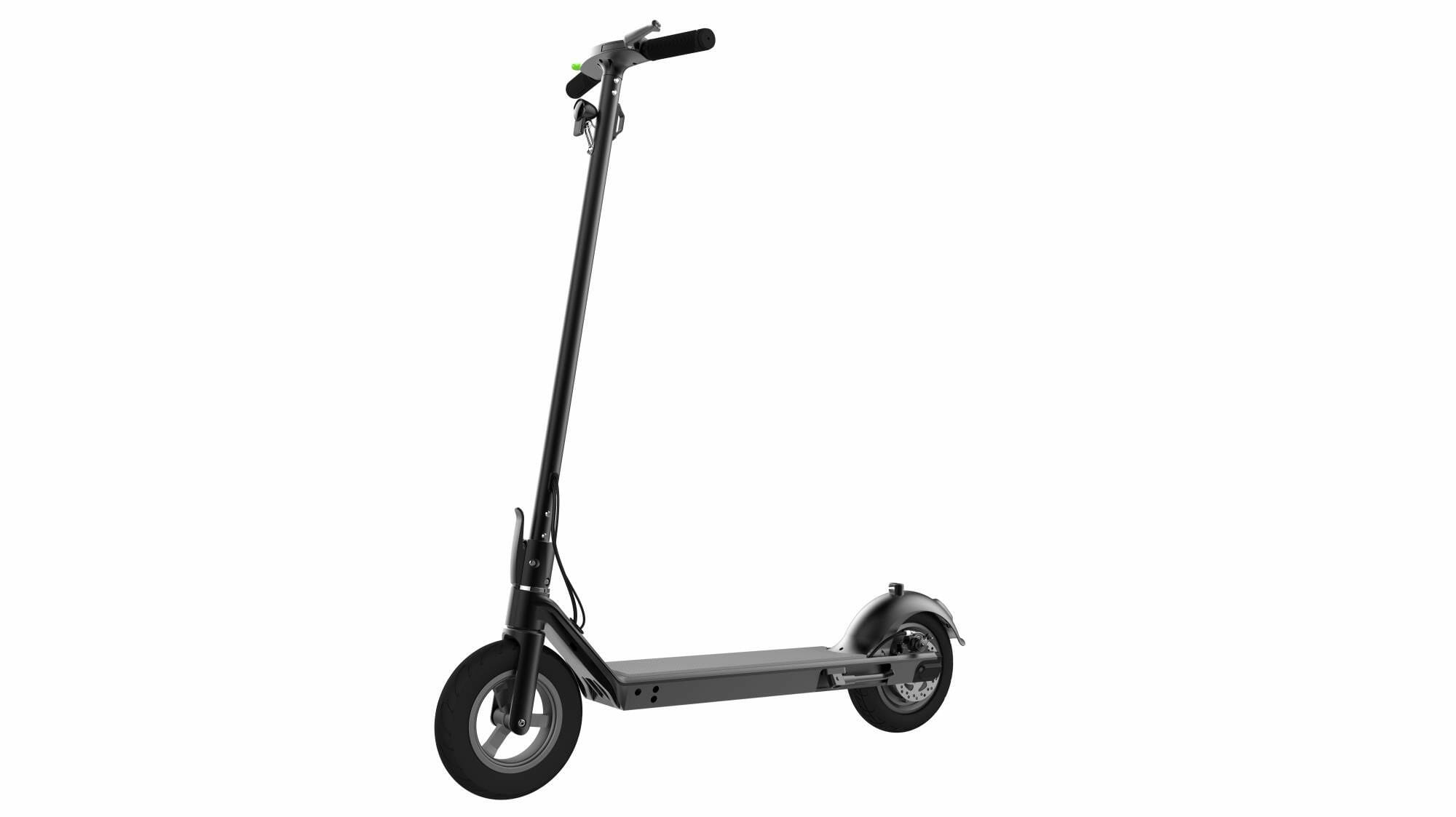 ERIDES RND E-scooter with hand control