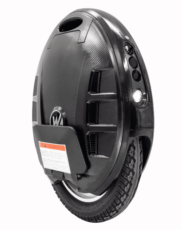 MCM5 V2 electric unicycle e-RIDES.COM