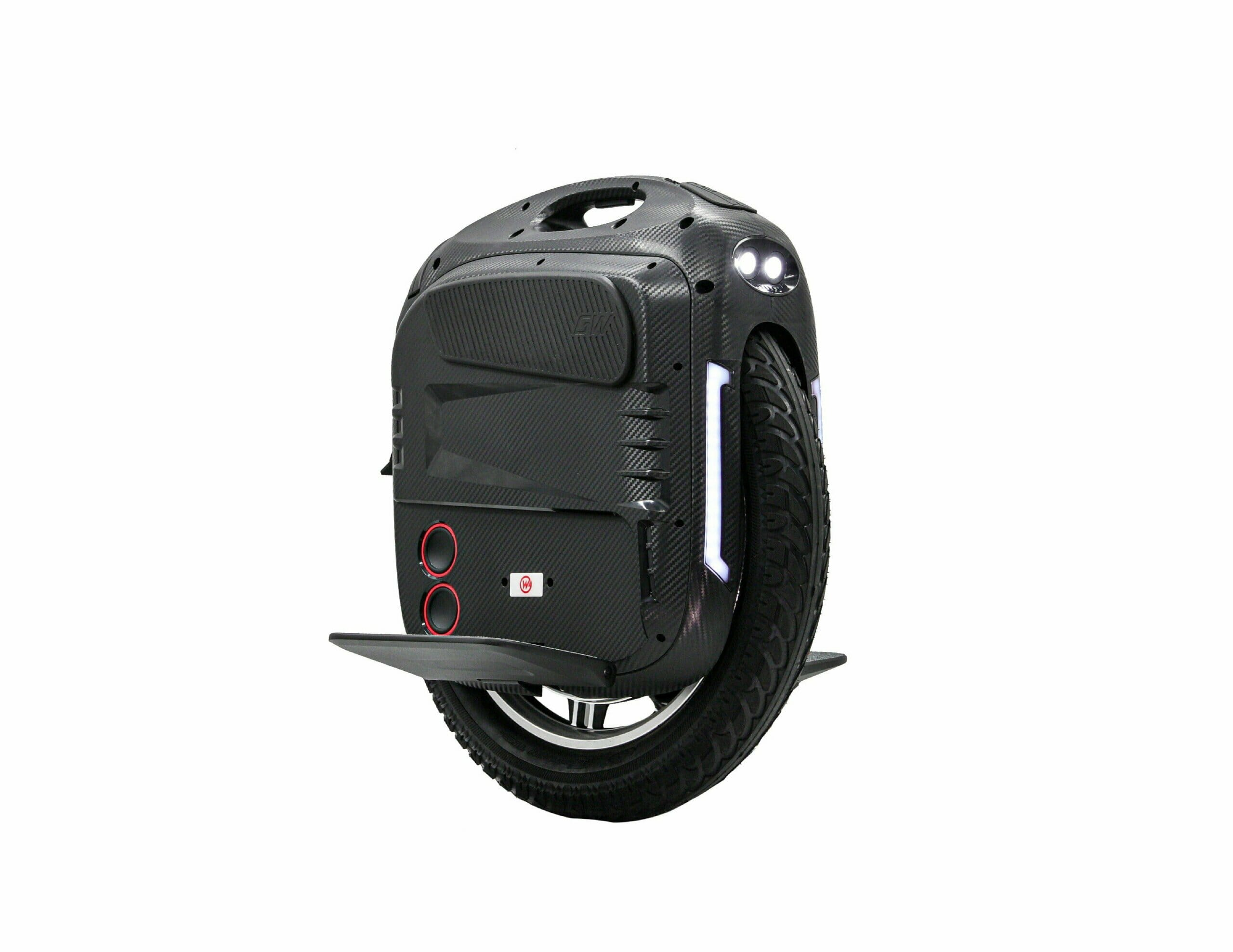 Begode Gotway RS19 electric unicycle side profile