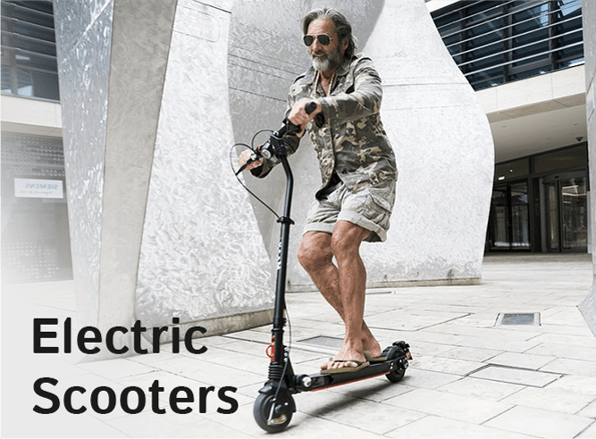 View Electric Scooters