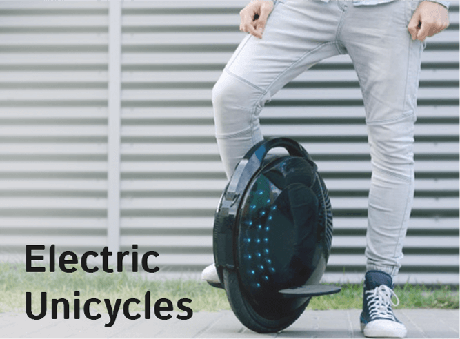 View Electric Unicycles