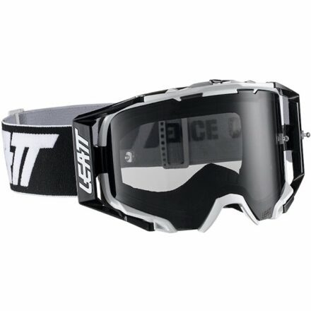 Leatt Velocity 6.5 Goggles Black-White Smoke