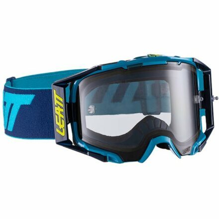 Leatt Velocity 6.5 Goggles Ink-Blue Light Grey