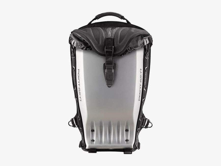 Point 65 Boblbee GTX 20L Hardshell Backpack - Spitfire (White)