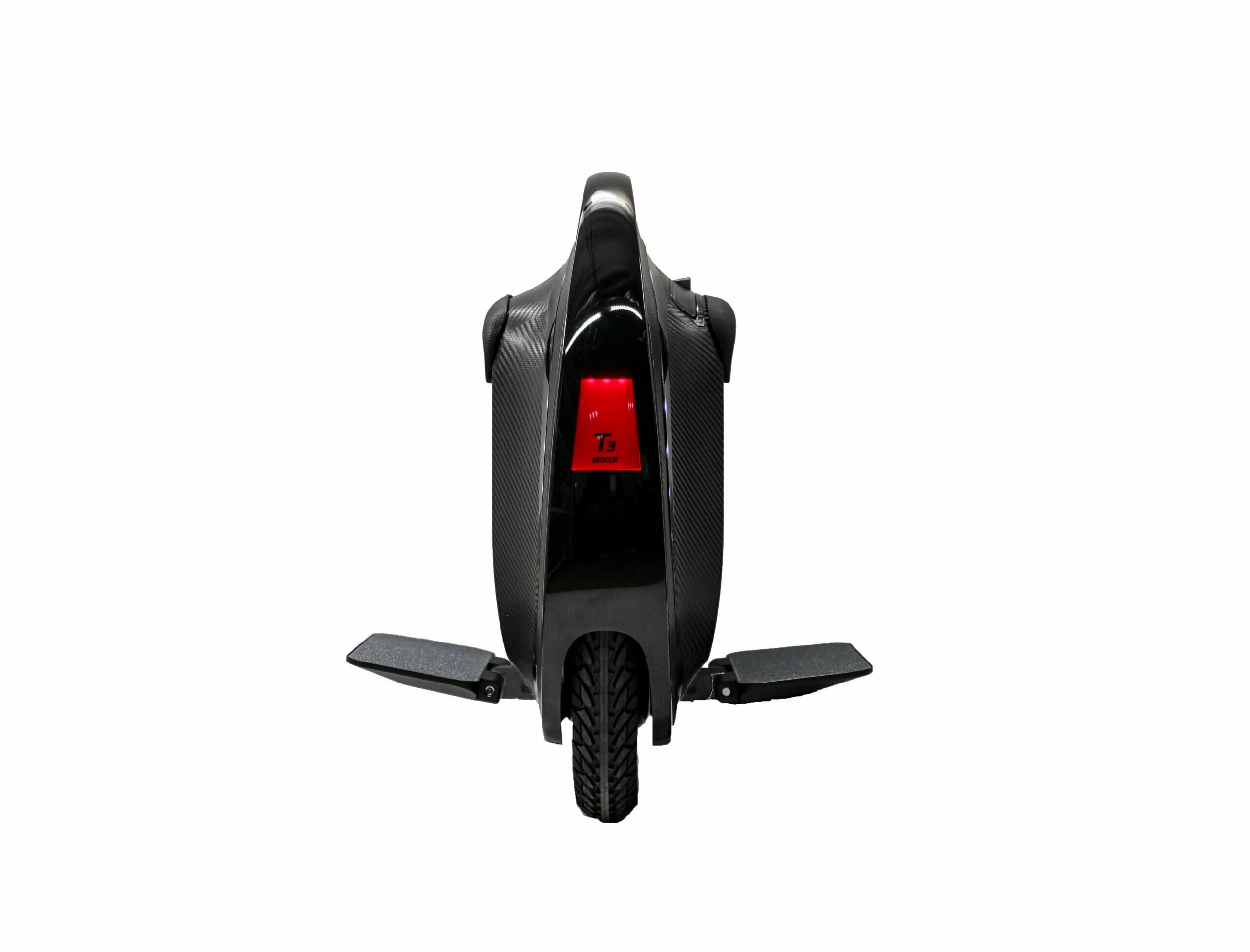 Begode Tesla V3 electric unicycle back light picture