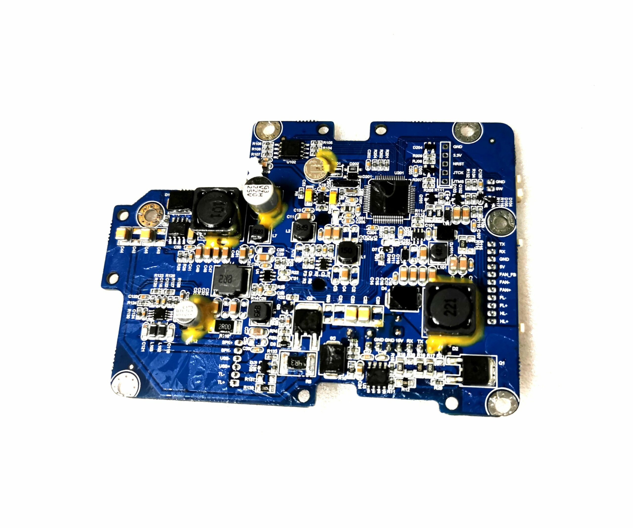 Inmotion_V11_electric_unicycle_control_board