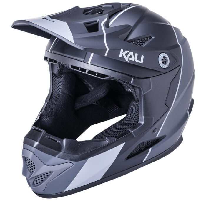 kali-Zoka-helmet-Stripe-Mat-Black-Grey